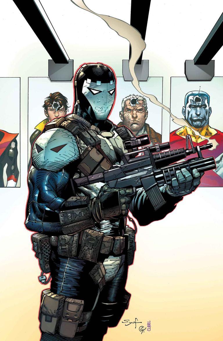 X-Men Gold #8 (Ardian Syaf Cover)