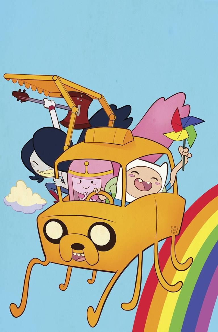 Adventure Time #67 (Cover B Sean Cheeks Galloway)