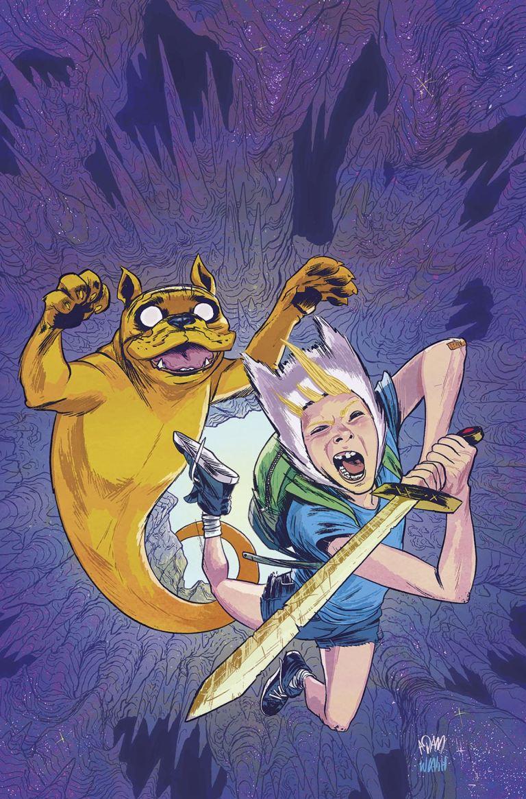 Adventure Time Comics #10 (Cover A Adam Gorham)