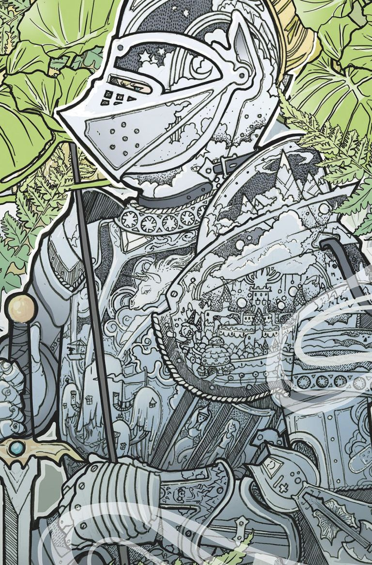 Adventure Time Comics #10 (Cover C Helen Mask)