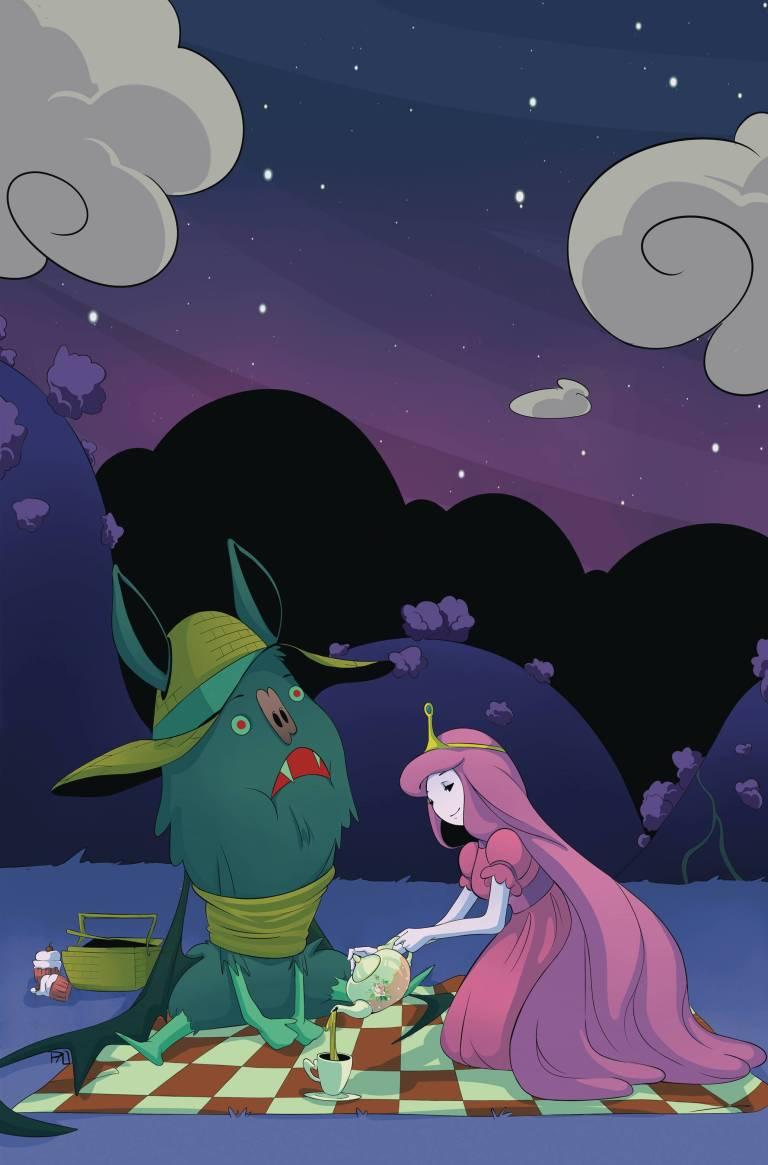 Adventure Time Comics #12 (Cover C Pamela Lovas)