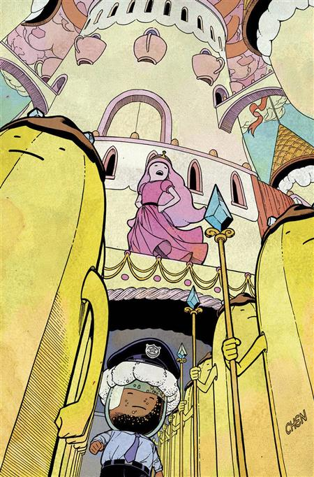 Adventure Time Comics #13 (Cover C Matt Smigel)