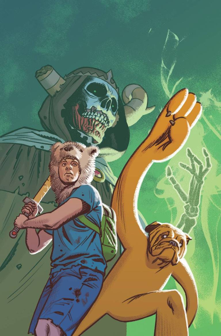 Adventure Time Comics #2 (Cover A Greg Smallwood)