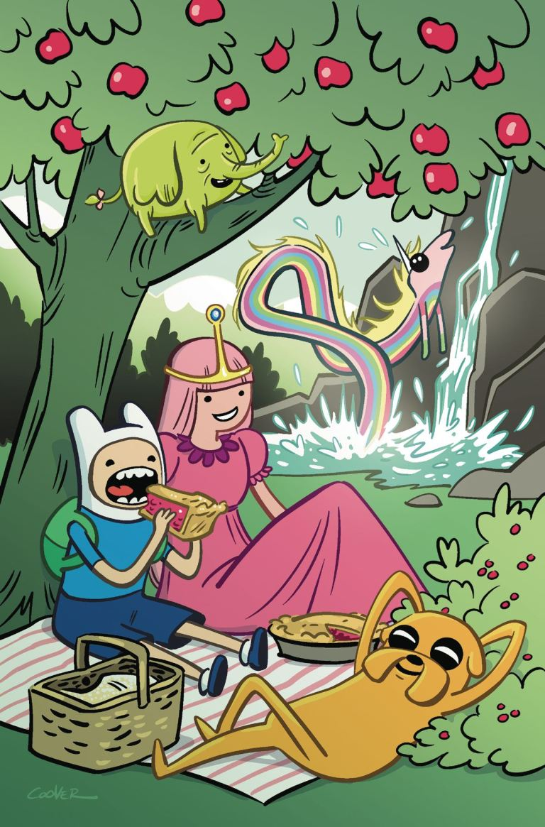Adventure Time Comics #6 (Cover C Colleen Coover)