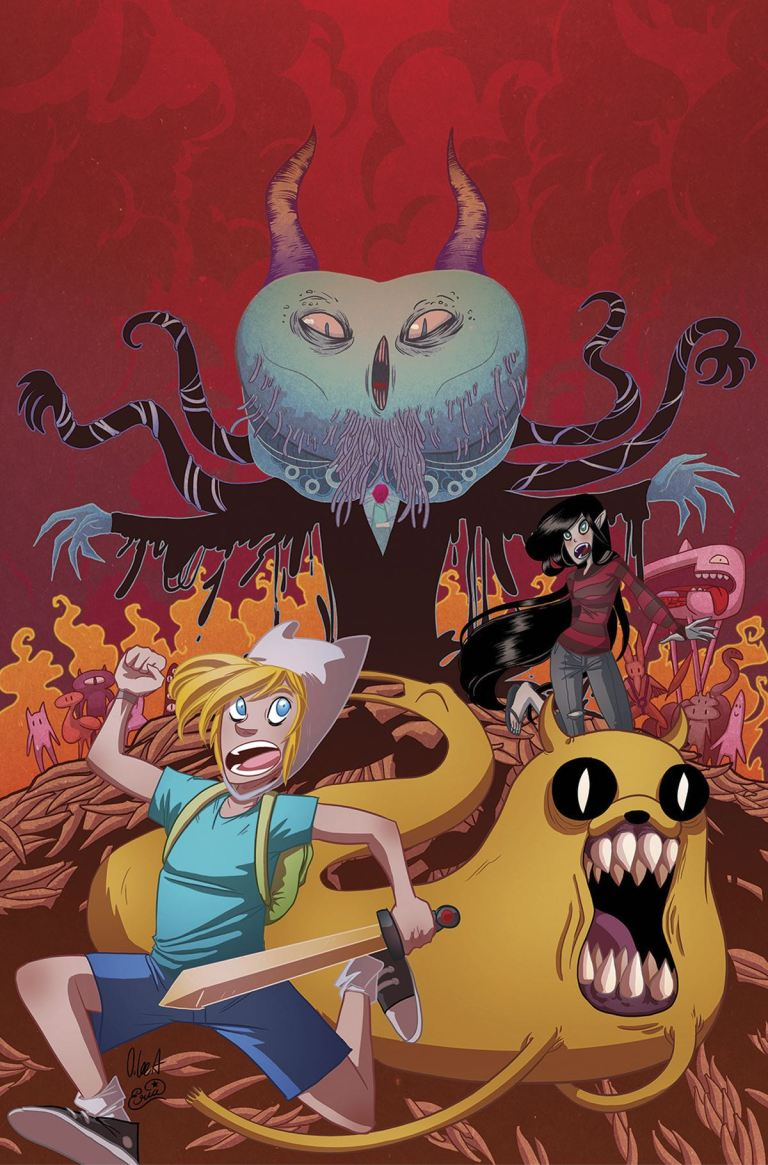 Adventure Time Comics #7 (Cover A Eva Cabrera)