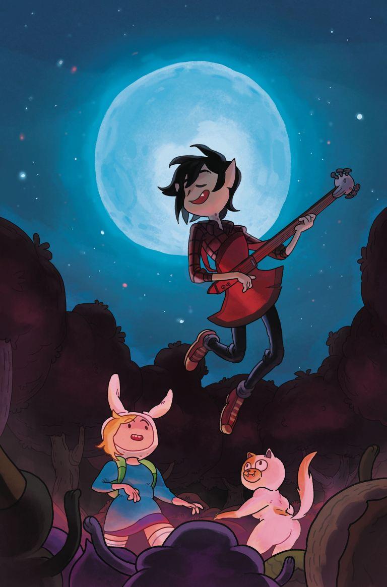 Adventure Time Comics #8 (Cover A Meg Omac)