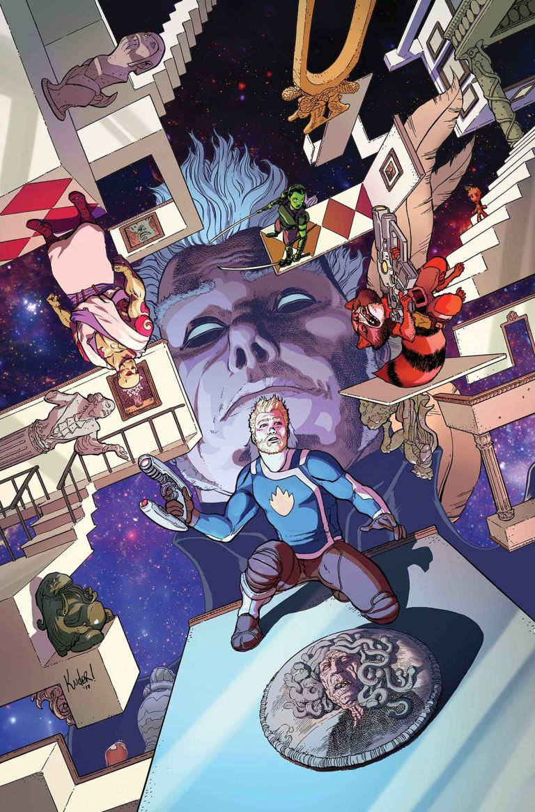 All-New Guardians Of The Galaxy #2 (Cover A Aaron Kuder)