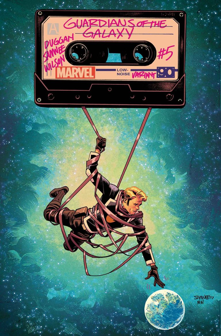 All-New Guardians Of The Galaxy #5 (Cover B Chris Samnee)