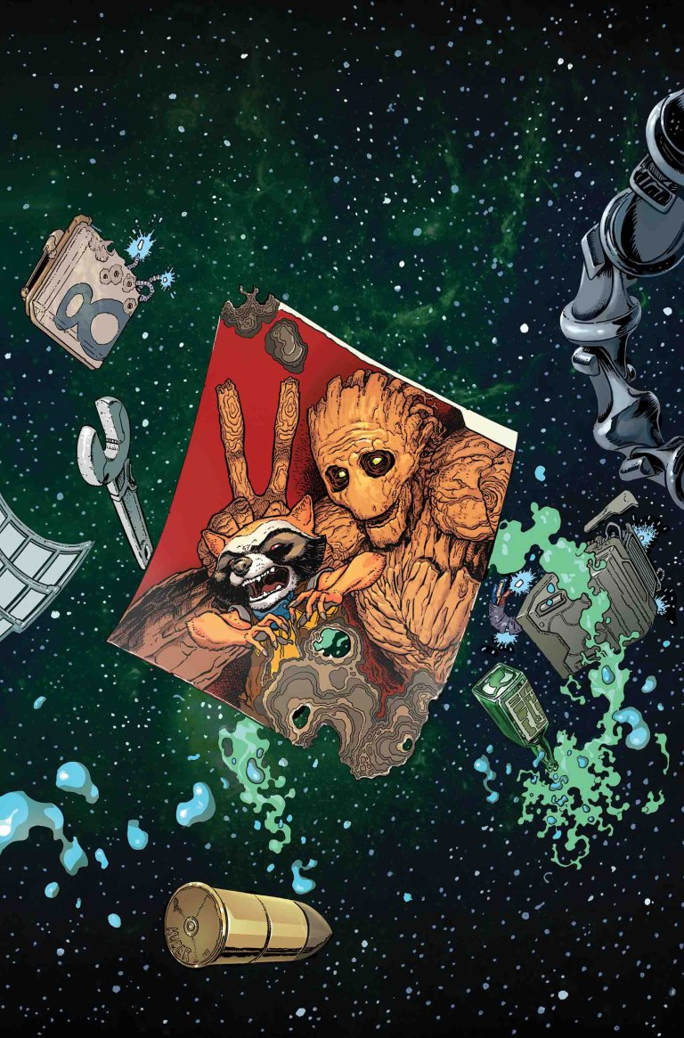 All-New Guardians Of The Galaxy #9 (Cover A Aaron Kuder)