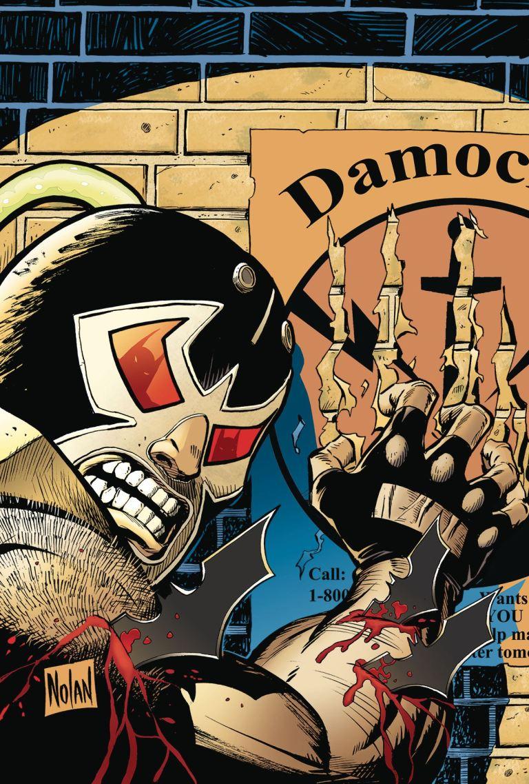 Bane Conquest #2 (Graham Nolan Cover)