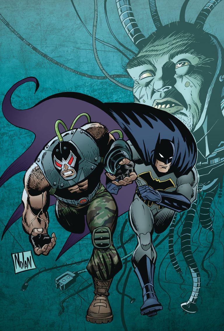 Bane Conquest #3 (Graham Nolan Cover)