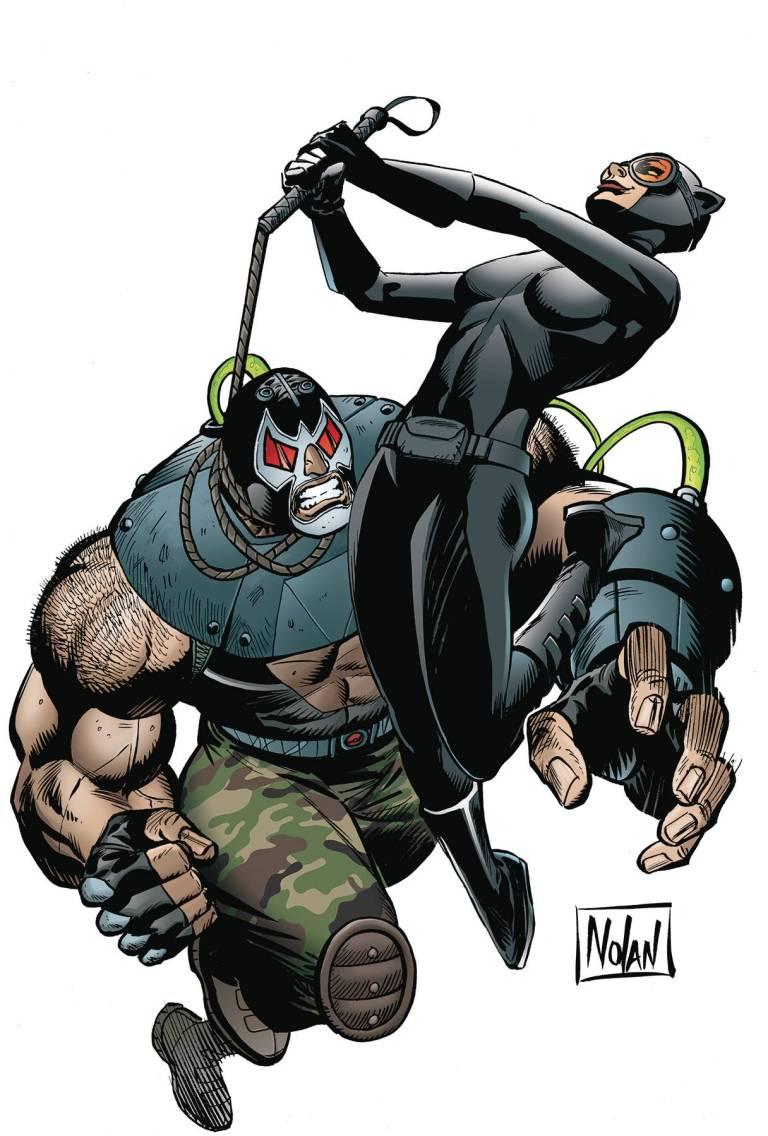 Bane Conquest #4 (Graham Nolan Cover)