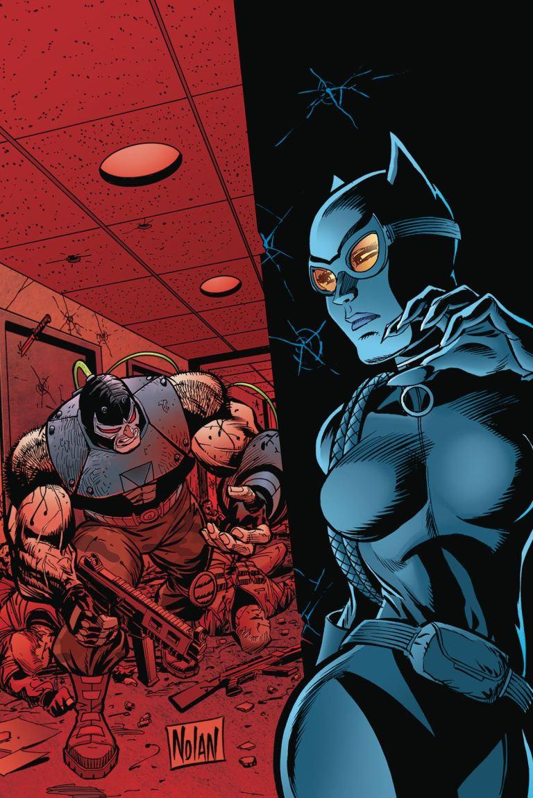 Bane Conquest #5 (Graham Nolan Cover)