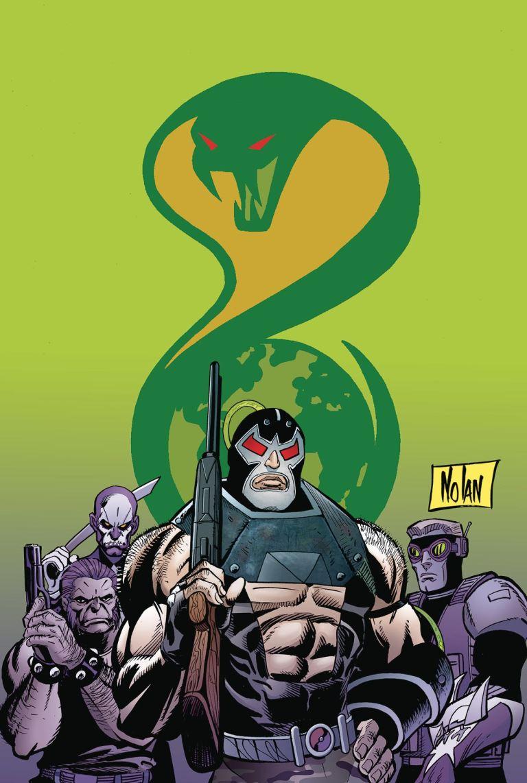 Bane Conquest #6 (Graham Nolan Cover)
