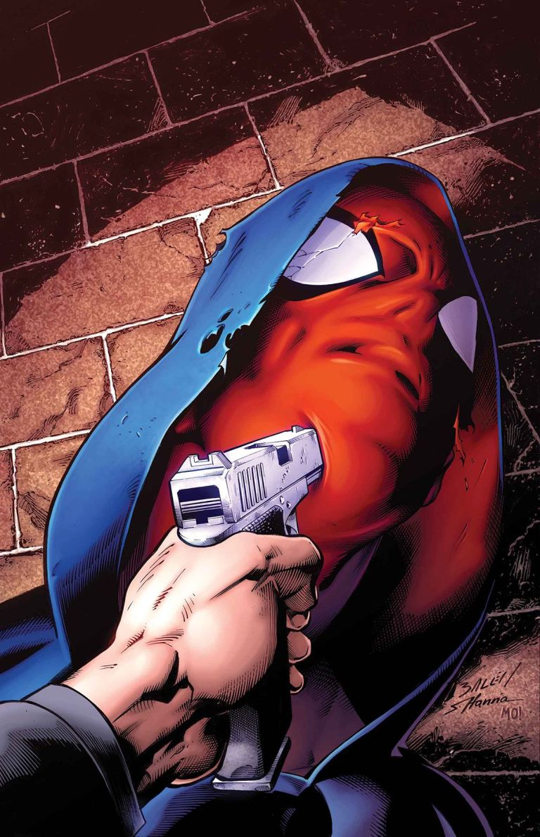 Ben Reilly The Scarlet Spider #2 (Cover A Mark Bagley)