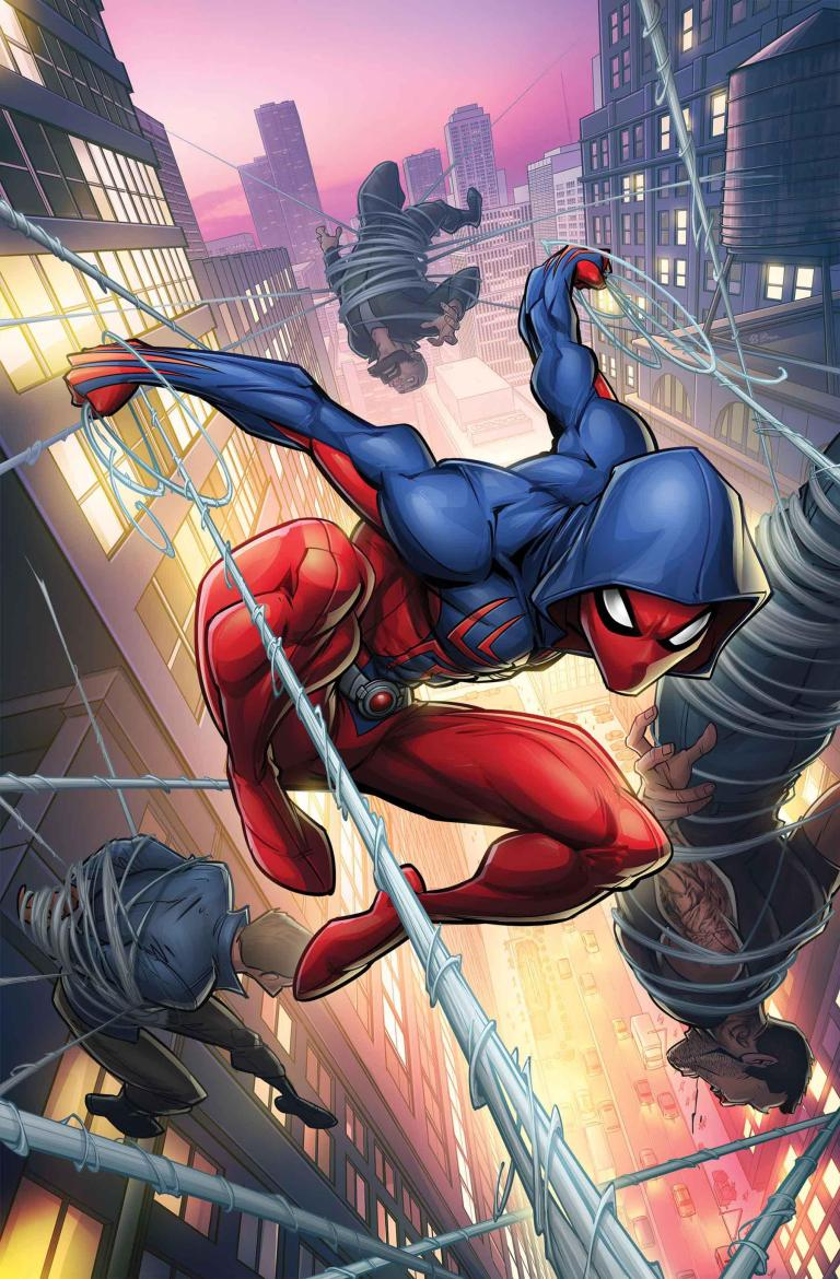 Ben Reilly The Scarlet Spider #2 (Cover B Patrick Brown)