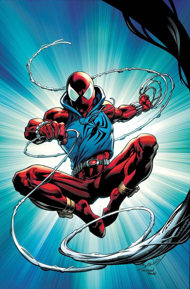 Ben Reilly The Scarlet Spider #3 (Mark Bagley Cover)