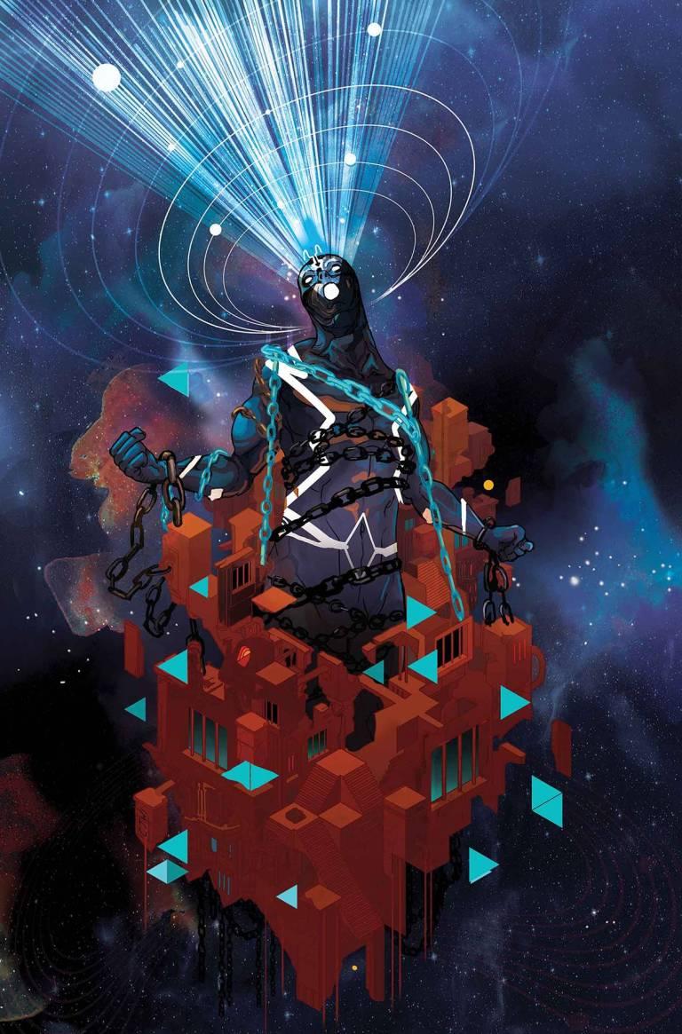 Black Bolt #2 (Cover A Christian Ward)