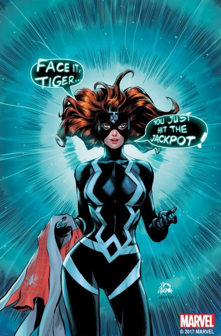 Black Bolt #2 (Cover C Ryan Stegman Mary Jane Variant)