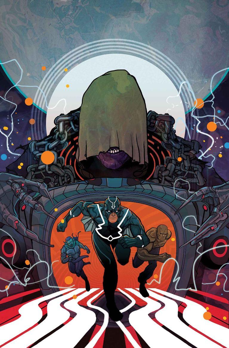 Black Bolt #3 (Cover A Christian Ward)
