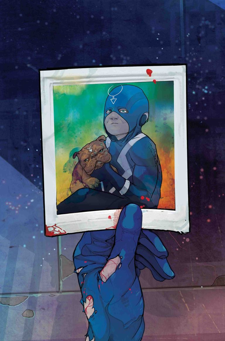 Black Bolt #5 (Christian Ward Cover)