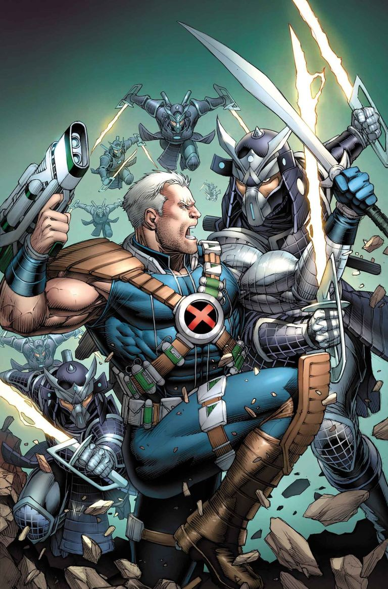 Cable #2 (Cover A Dale Keown)