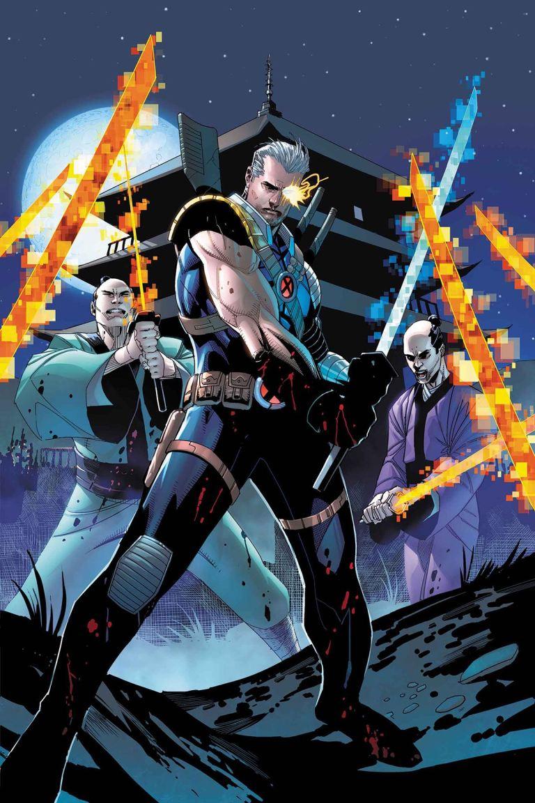 Cable #2 (Cover B Jon Malin)