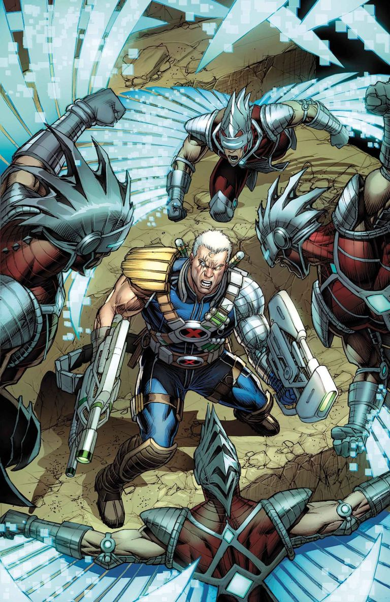 Cable #3 (Cover A Dale Keown)