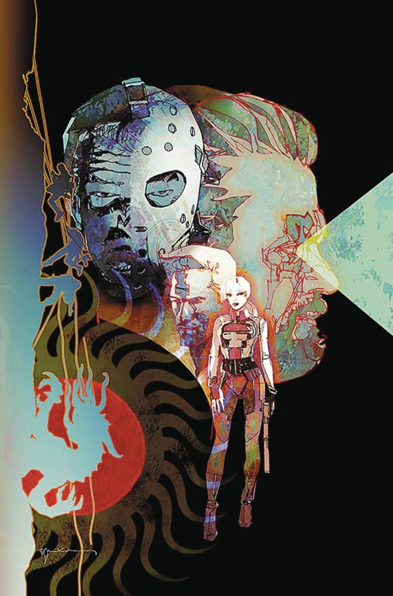 Cave Carson Has A Cybernetic Eye #1 (Cover C Bill Sienkiewicz)