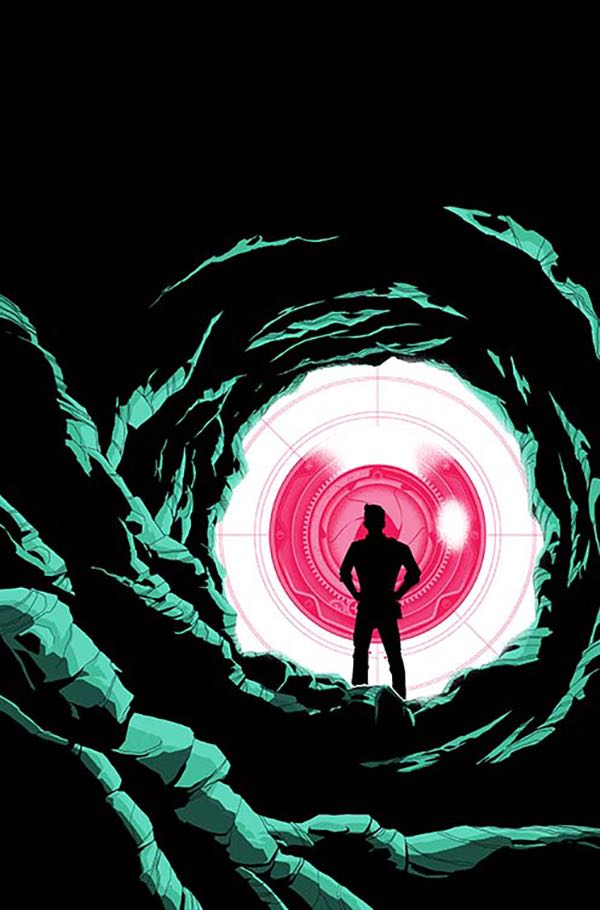 Cave Carson Has A Cybernetic Eye #2 (Cover B Matt Wilson)