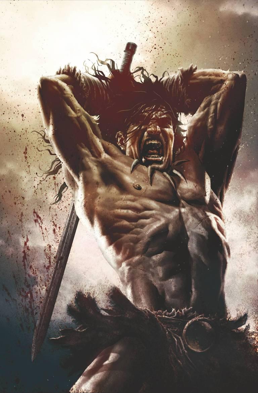 Conan The Slayer #1 (Cover A Lee Bermejo)