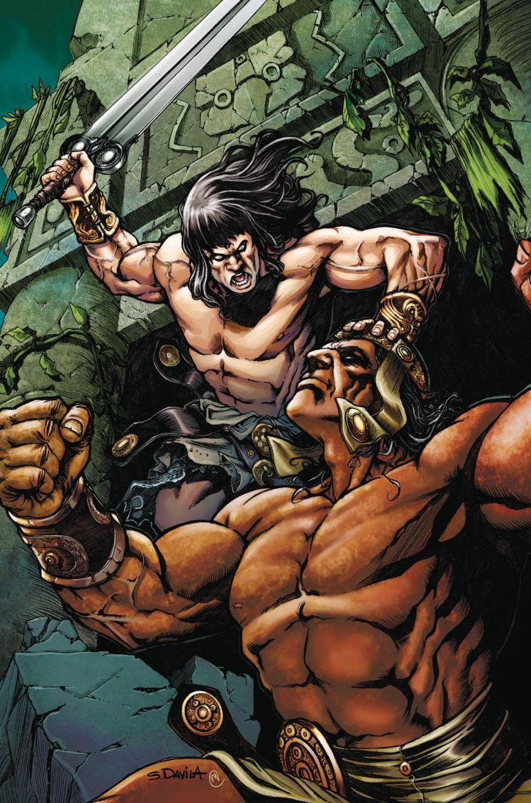 Conan the Slayer #10 (Phroilan Gardner Cover)