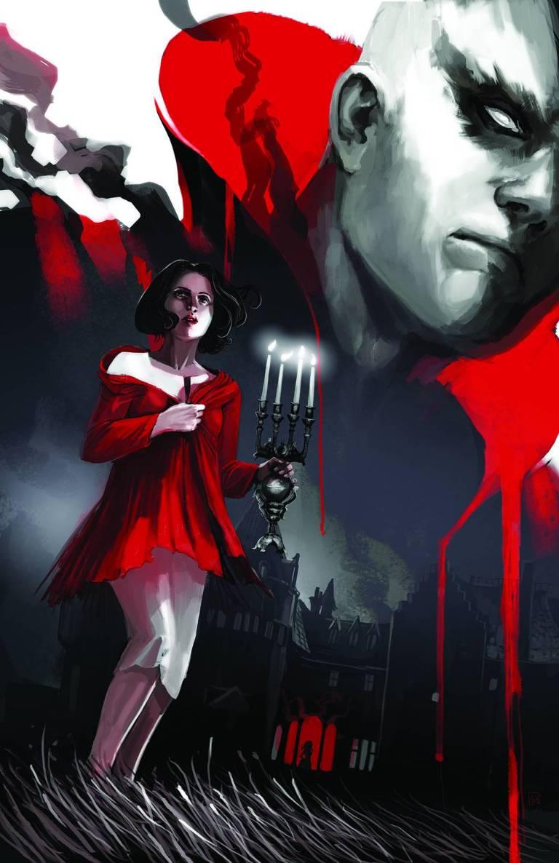 Deadman Dark Mansion Of Forbidden Love #1 (Stephanie Hans Cover)