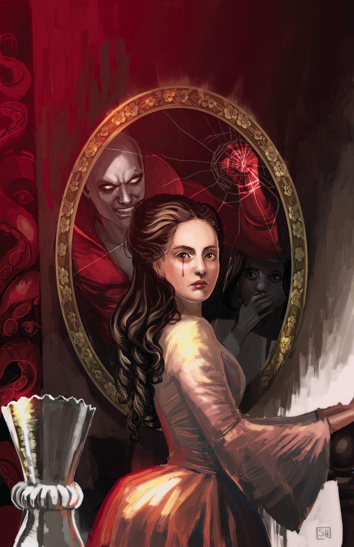Deadman The Dark Mansion of Forbidden Love #2 (Stephanie Hans Regular Cover)