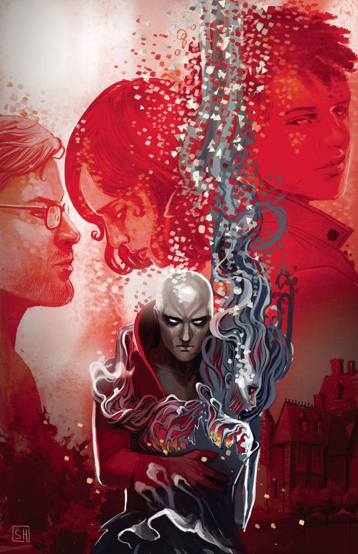 Deadman The Dark Mansion of Forbidden Love #3 (Stephanie Hans Cover)