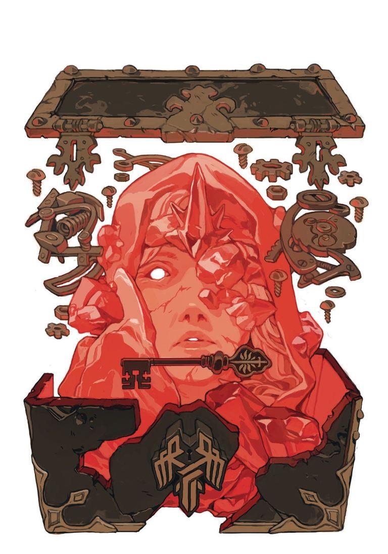 Dragon Age Knight Errant #1 (Sachin Teng Cover)