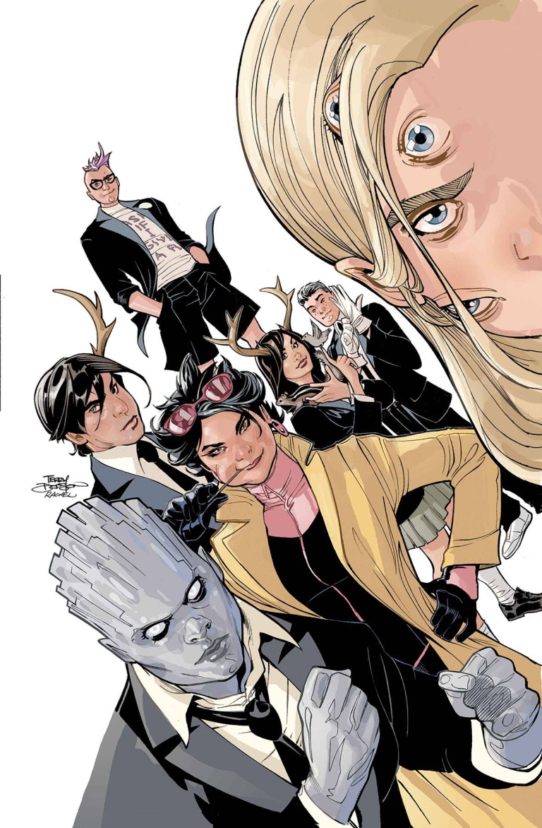 Generation X #1 (Cover A Terry Dodson)