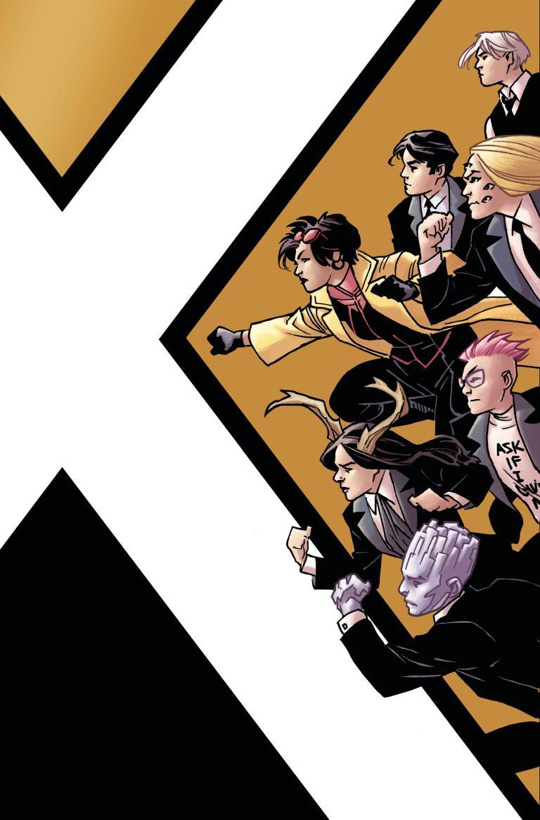 Generation X #1 (Cover D Leonard Kirk Corner Box Variant)