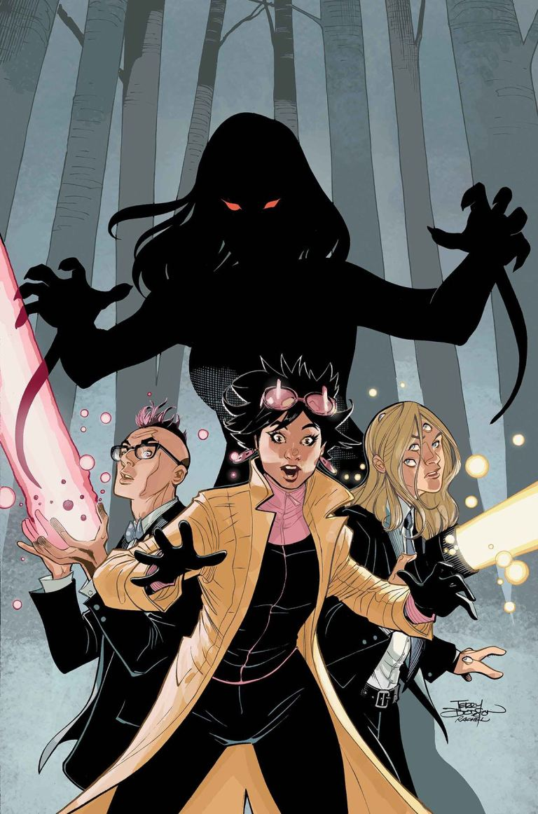 Generation X #3 (Terry Dodson Cover)