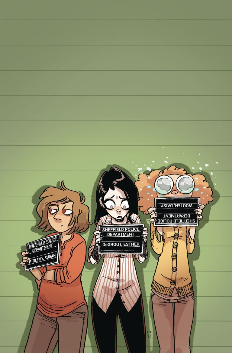 Giant Days #23 (Cover A Lissa Treiman)