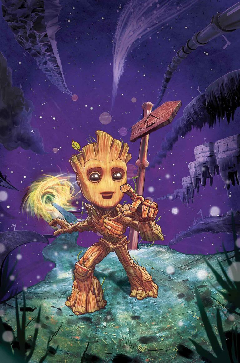 I Am Groot #1 (Cover A Marco D'Alfonso)