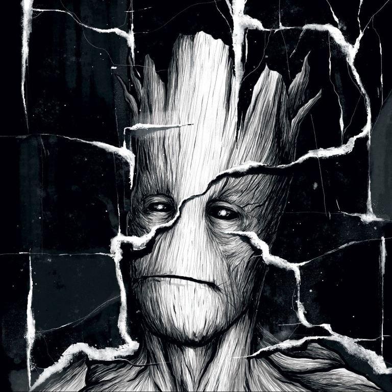 I Am Groot #1 (Cover D TBD Hip-Hop Variant)