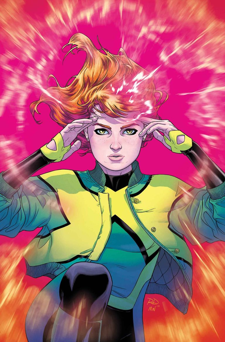 Jean Grey #3 (Cover B Russell Dauterman)