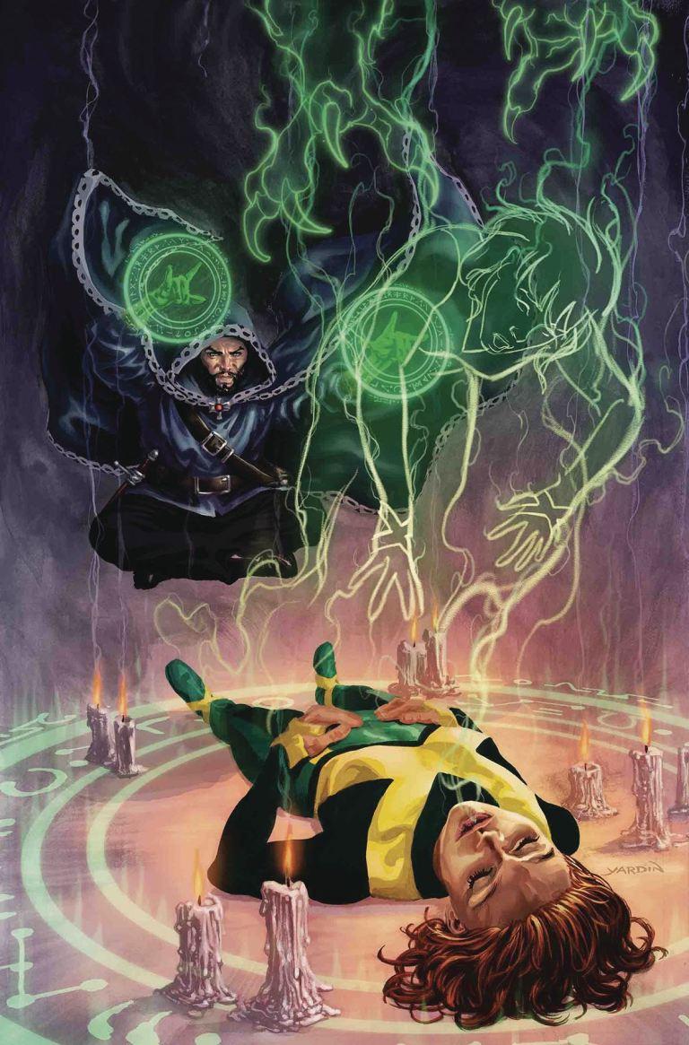 Jean Grey #6 (David Yardin Cover)