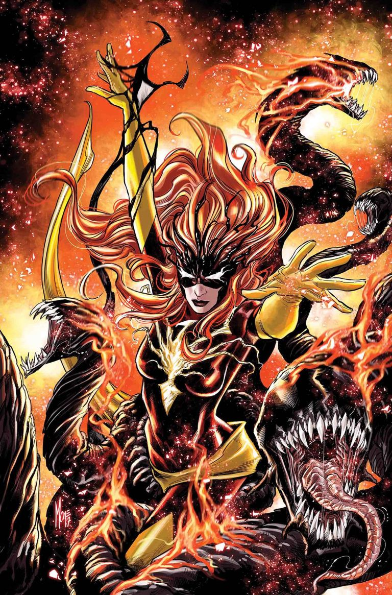 Jean Grey #7 (Cover B Marco Checchetto Venomized Phoenix Force Variant)