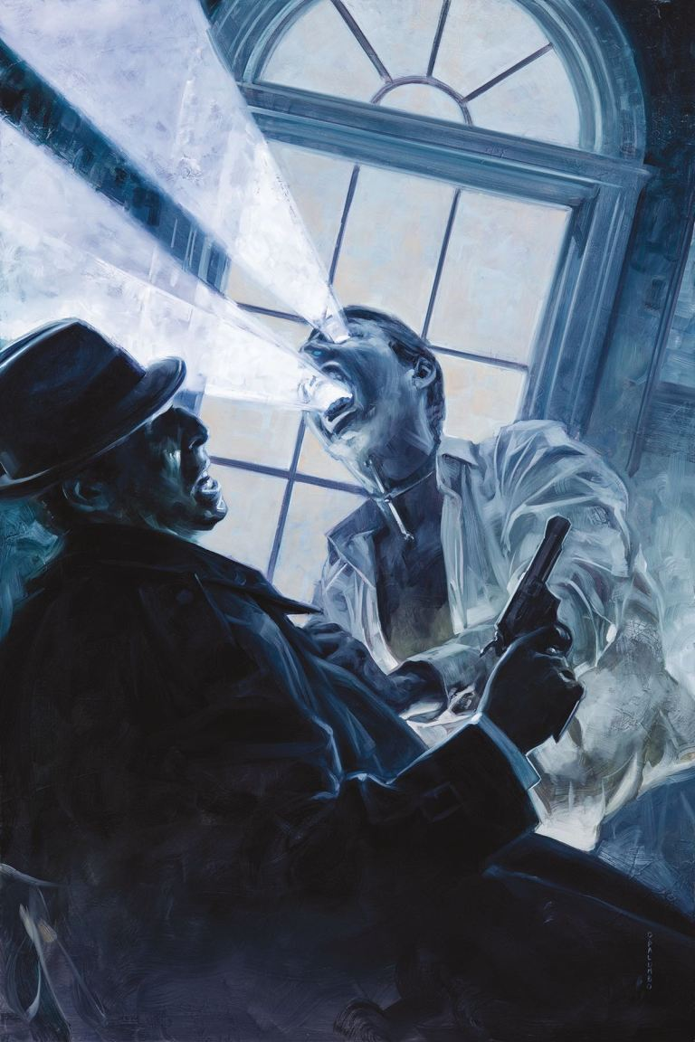 Joe Golem Occult Detective The Outer Dark #2 (Dave Palumbo Cover)