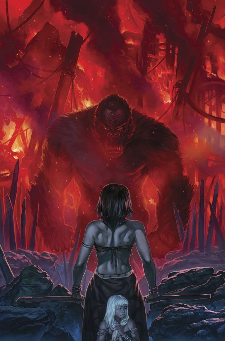 Kong Of Skull Island #10 (Cover A Nick Robles)