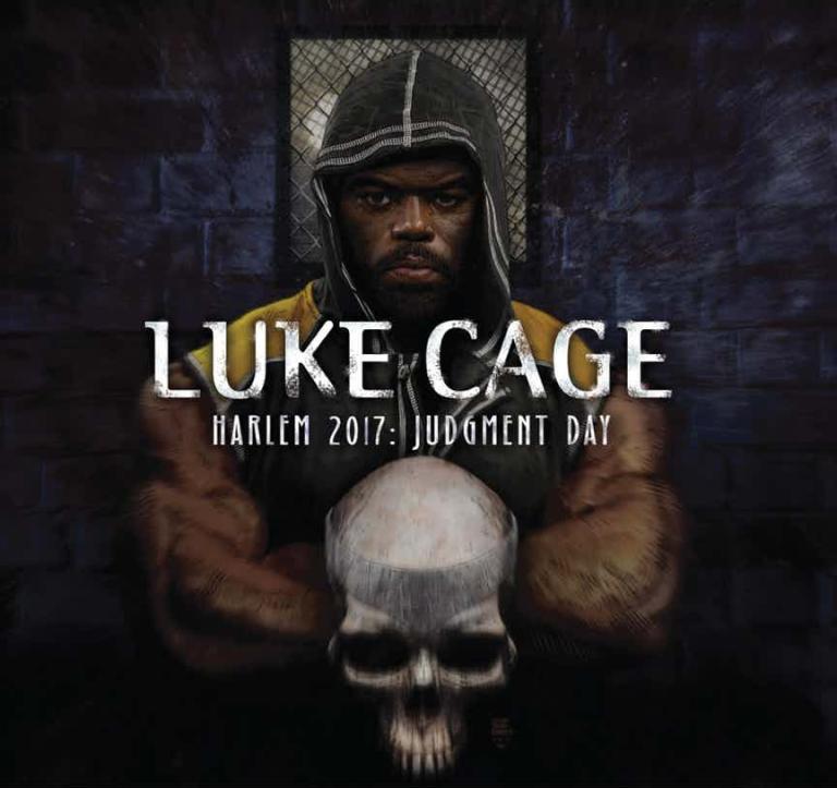 Luke Cage #1 (Cover D Tim Bradstreet Hip-Hop Variant)