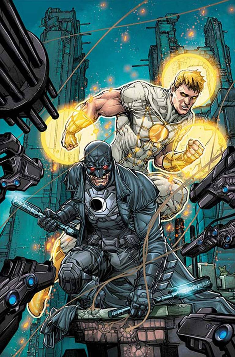 Midnighter And Apollo #1 (Cover B Howard Porter)