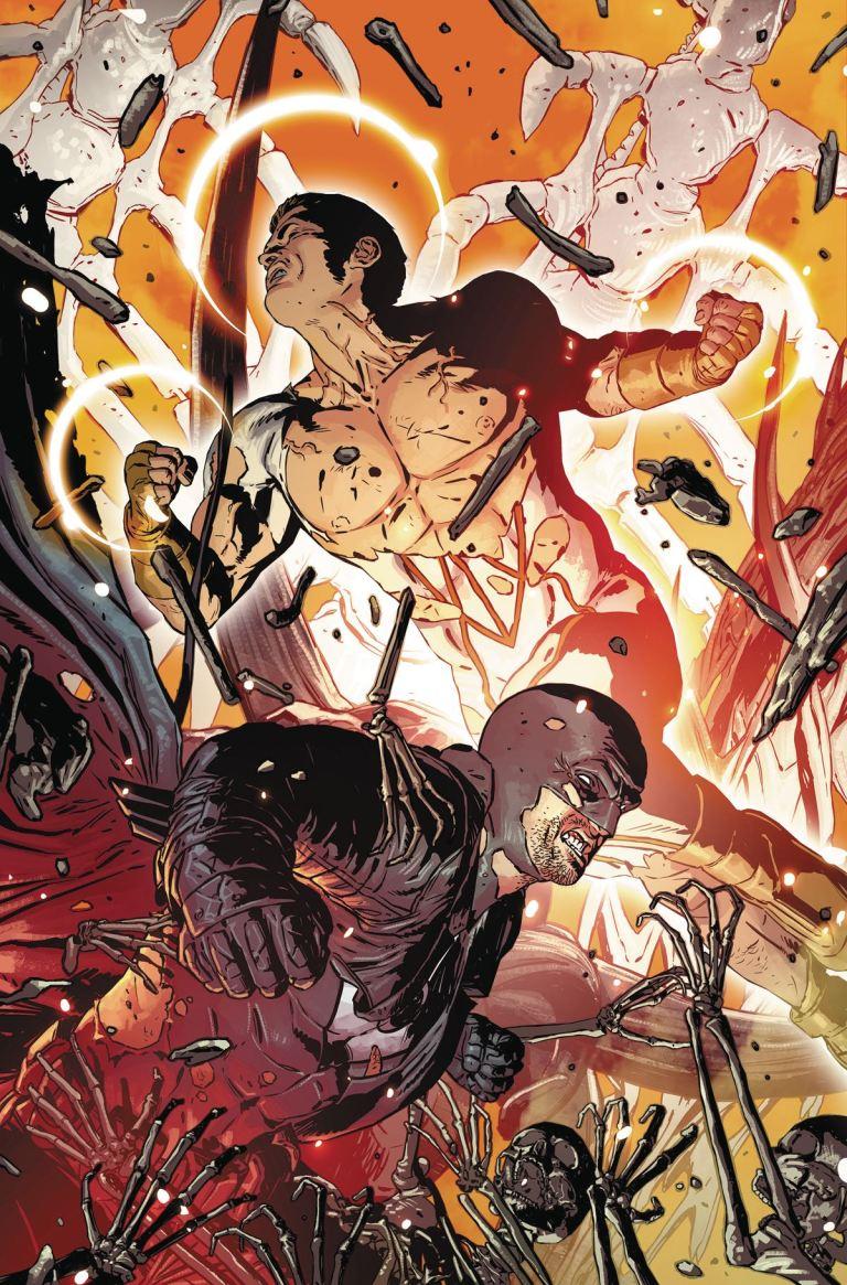 Midnighter and Apollo #6 (Aco Cover)